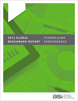 2016 Global Benchmark Report on Fundraising Performance