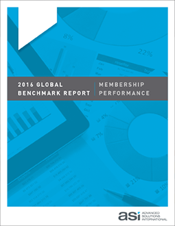 2016 Global Benchmark Report on Membership Performance