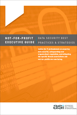Not-for-Profit Executive Guide: Data Security Best Practices and Strategies