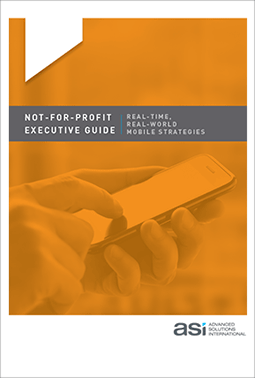 Not-for-Profit Executive Guide: Real-Time, Real-World Mobile Strategies