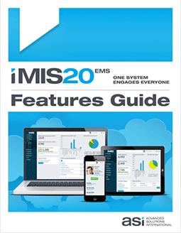 iMIS Feature Guide