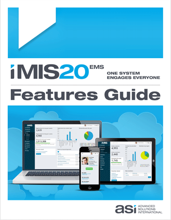 Get the iMIS Feature Guide