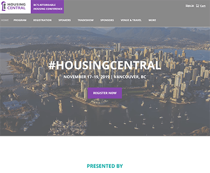 BC Non-Profit Housing Association powers their website with iMIS CMS