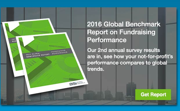 2015 Global Benchmark Report: Fundraising Performance