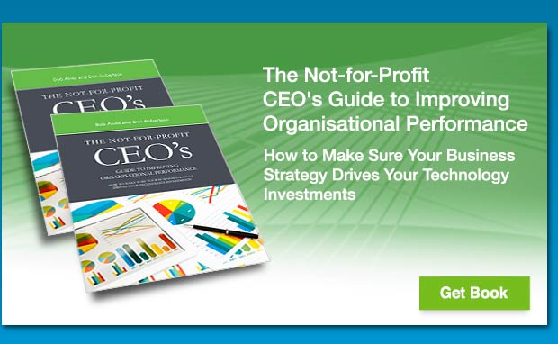 The Not-for-Profit CEO's Guide to Improving Organisational Performance