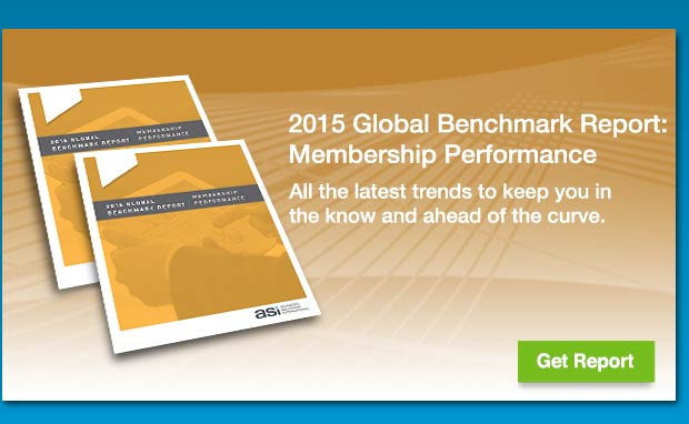 2015 Global Benchmark Report: Membership Performance