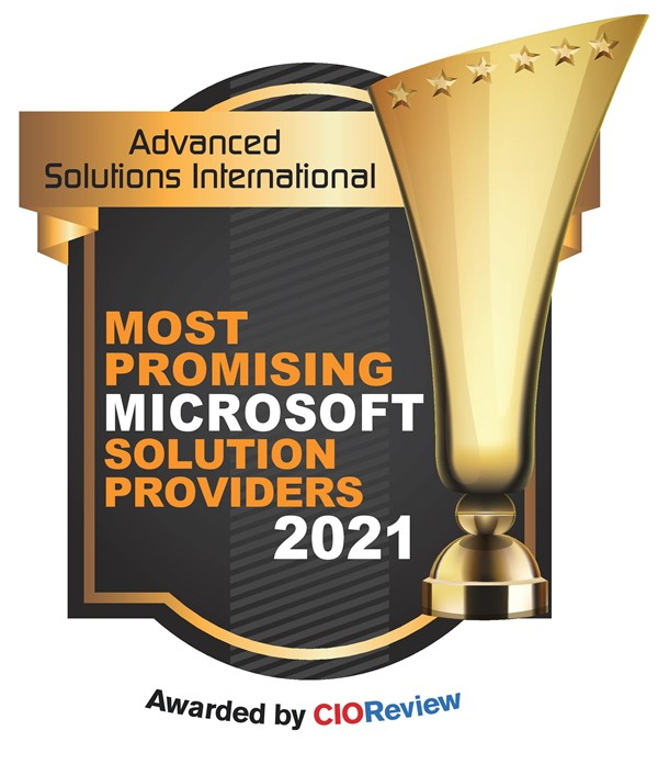 ASI Named Microsoft's most Promising Solution Partner