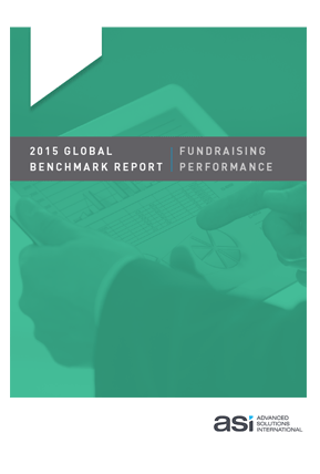 2015 Fundraising Benchmark Report