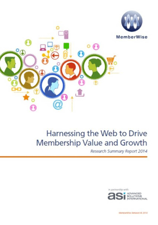 Harnessing the Web to Drive Membership Value and Growth