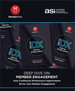 A MemberWise Best Practice Guide - delivered in partnership with ASI