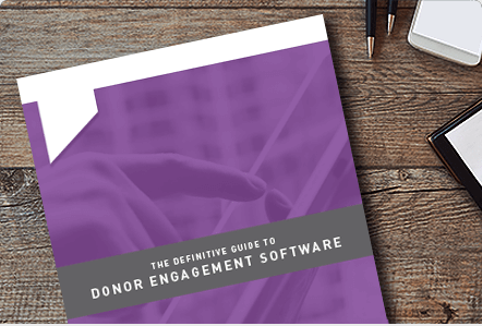 Download the Definitive Guide to Donor Engagement Software