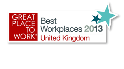 ASI name Great Place to Work in United Kingdom