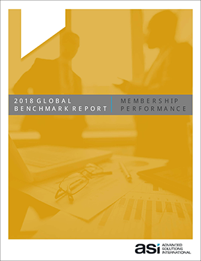 2018 Global Benchmark Report on Membership Performance
