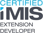 Certified IMIS Extension Developer